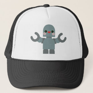 Kawaii ijlt Robot Trucker Pet