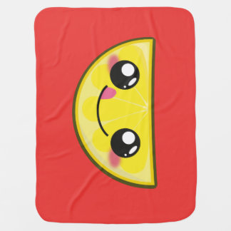 Kawaii, pret en de grappige deken van het inbakerdoek