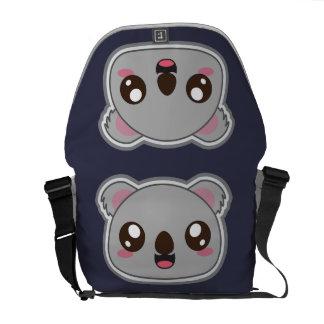 Kawaii, pret en grappige koalazak courier bags
