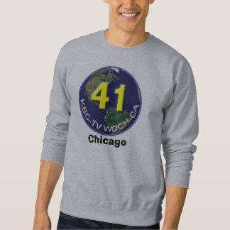 Kbc-TV, het Overhemd van het Logo woch-CA Trui