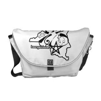 keangelidesart DRC Messenger Bags