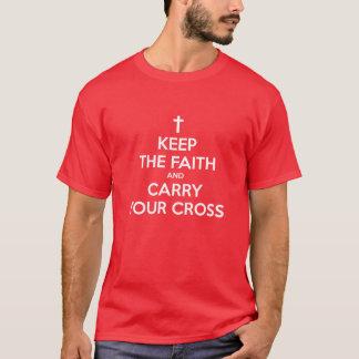 Keep the Faith T Shirt