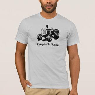 Keepin Landelijk het T Shirt