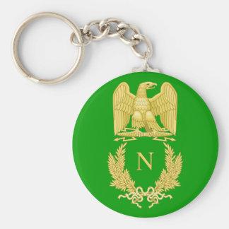Keizer Napoleon I Embleem Keychain Sleutelhanger