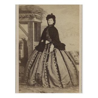 Keizerin Elisabeth - Sissi - Sisi van Oostenrijk Wenskaart