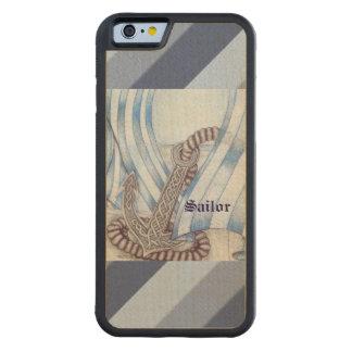 Keltisch Anker Zeevaart Esdoorn iPhone 6 Bumper Case