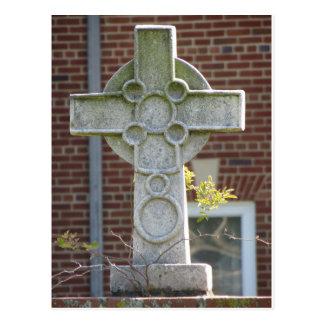 Keltisch Kruis Briefkaart