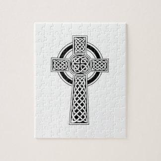 Keltisch Kruis Puzzel