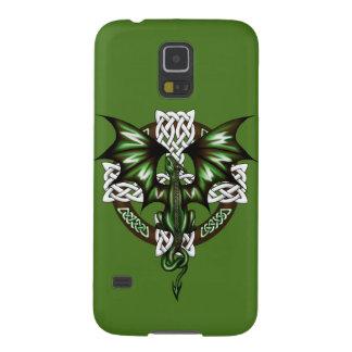 Keltische Draak Galaxy S5 Hoesje