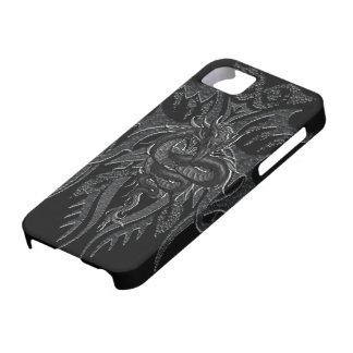Keltische iPhone 5 van de Draak nauwelijks daar Barely There iPhone 5 Hoesje