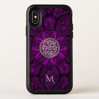 Keltische iPhone X van Otterbox van het Monogram