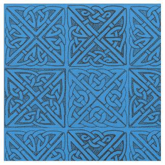 Keltische Knopen in Blauw