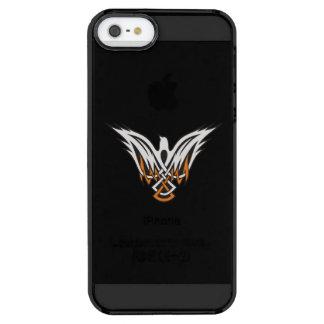 Keltische Vogel Doorzichtig iPhone SE/5/5s Hoesje