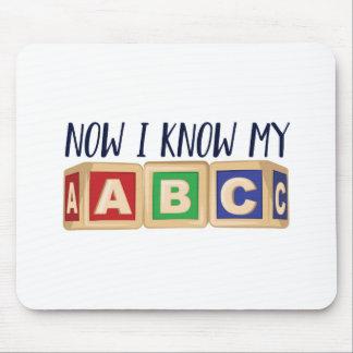 Ken Mijn ABC Muismat