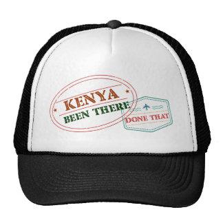 Kenia daar Gedaan dat Trucker Petten