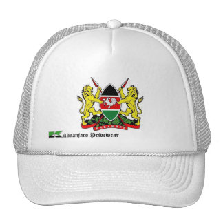 kenya_court_of_arms vrachtwagenchauffeurspet mesh pet