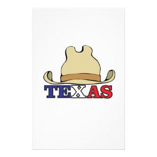 kerel Texas Briefpapier