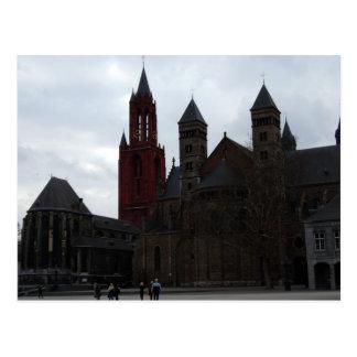 Kerk in Maastricht Briefkaart