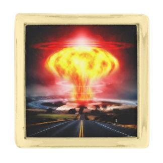 Kern Explosie Vergulde Reverspeld