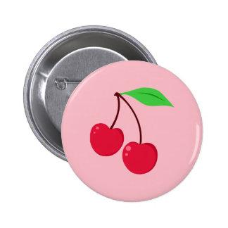 Kersen Ronde Button 5,7 Cm