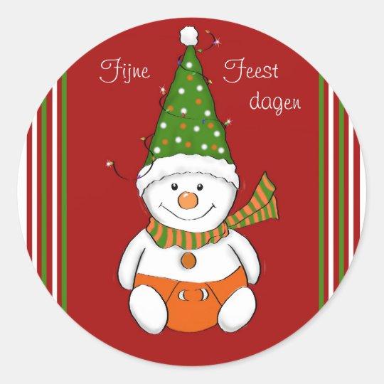 kerst stickers          ...