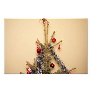 Kerstboom Foto Kunst