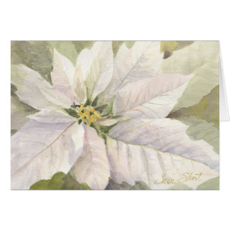 Kerstkaart 09poinsettia1-3 van poinsettia kaart