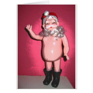 Kerstman Briefkaarten 0