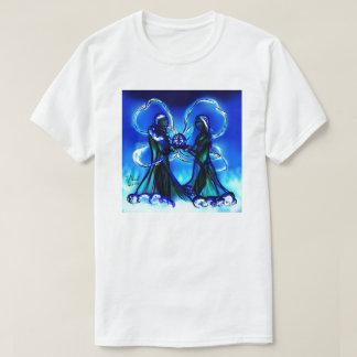 Kerstman & de Giften van Rachael Clause Holding T Shirt