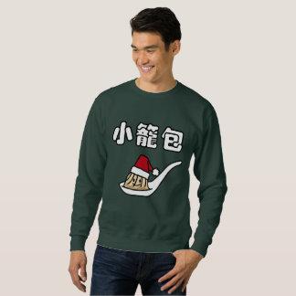 Kerstman Ha van Dim Sum van de Bol van de Soep van Trui