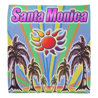 Kerstman Monica Summer Love Bandana