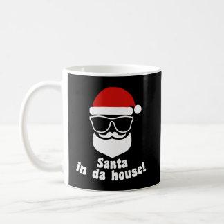 Kerstman op de Algemene Vergadering van DA Koffiemok
