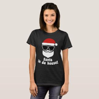 Kerstman op de Algemene Vergadering van DA T Shirt
