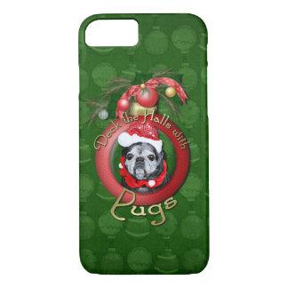 Kerstmis - Dek de Zalen - Pugs - Engel iPhone 8/7 Hoesje