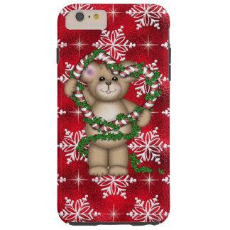 Kerstmis draagt iPhone 6 plus taai hoesje
