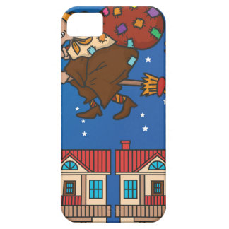 Kerstmis heks Befana Barely There iPhone 5 Hoesje