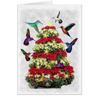 Kerstmis Hummers Briefkaarten 0