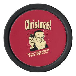 Kerstmis: Ik heb hier Uw Recht van de Geest van de
