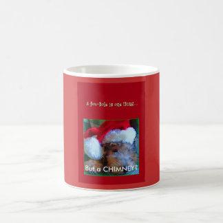 Kerstmis--Jubel in het Pet van de Koffiemok