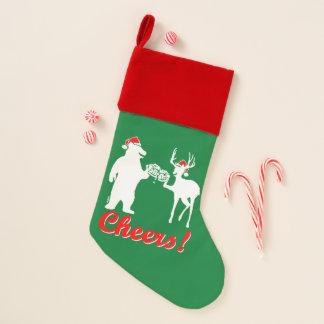 Kerstmis juicht toe! kerstsok
