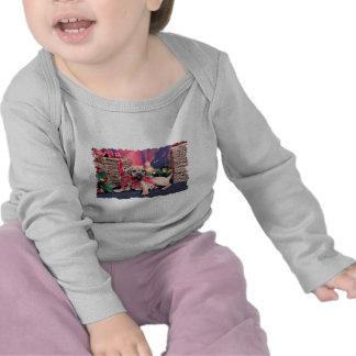 Kerstmis - Puggle - Gus T-shirt