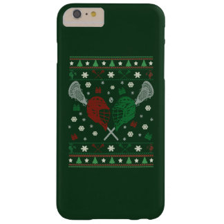 Kerstmis van de lacrosse barely there iPhone 6 plus hoesje
