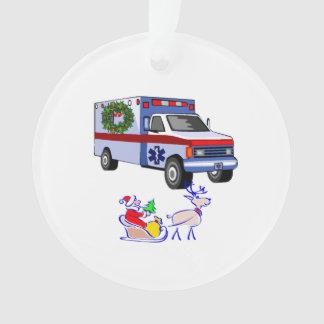 Kerstmis van EMS Ornament