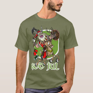 Kerstmis van Juli van de god T Shirt