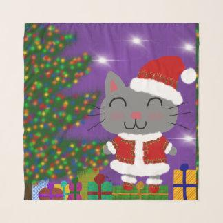 Kerstmis van Meowy Sjaal