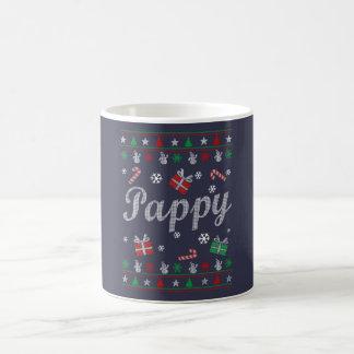 Kerstmis van Pappy Koffiemok