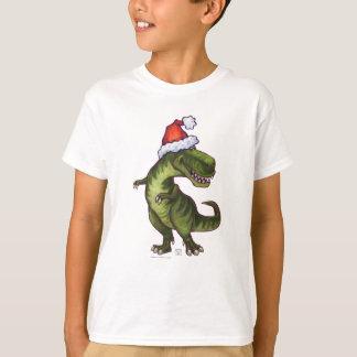 Kerstmis van TRex T Shirt