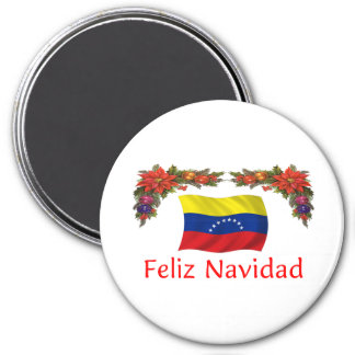 Kerstmis van Venezuela Magneet