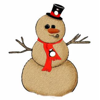 Kerstmisornament van de Klaas Vaak Fotobeeldje Ornament