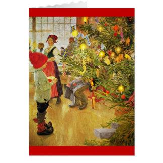 Kersttijd opnieuw briefkaarten 0
